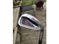 Golf irons and driver