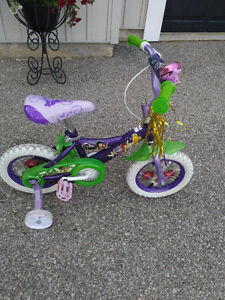 Girls bike - Tinkerbell 12 inch