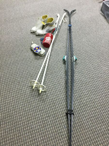 Ladies Cross Country Skis and accessories
