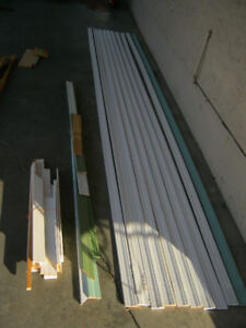 Miscellaneous Mouldings-16 foot and less-mdf & spruce-painted