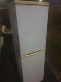 Cheap 6ft candy fridge freezer