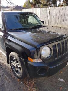2009 Jeep Patriot North Edition Wagon