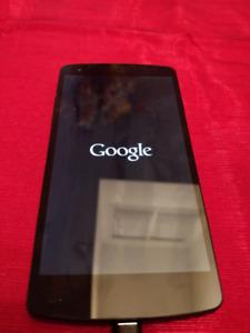 Google Nexus 5, Stuck on reboot loop.