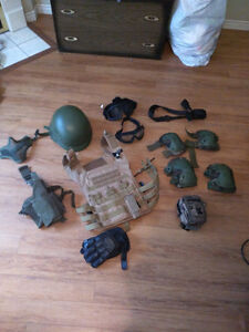 Misellanious airsoft gear