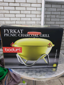 Picnic charcoal grill