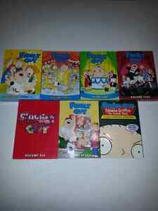 Family Guy - Seven Volumes and a Movie