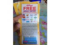 2 for 1 attraction vouchers