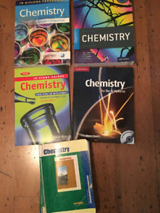 IB Chemistry Books, Teacher Resources
