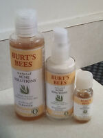 Burt's bees Acne Solution kit