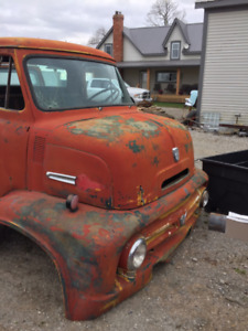 1955 Ford CabOver