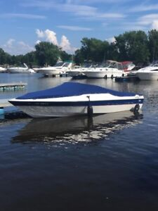 2005 Bayliner Bowrider 195 Classic with trailer