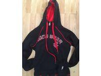 Rocawear hoodie jacket size medium