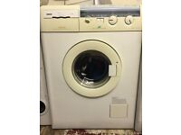 ZANUSSI washer dryer can deliver