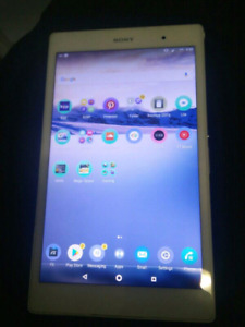 Sony Xperia Z3 Tablet, 16 gig,  Awesome Condition, $150 or best