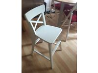 Childs Raised Dining Chair