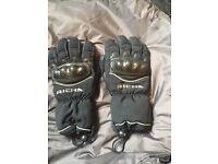 Richa Size Medium Motorcycle gloves
