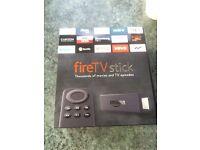 Amazom fire tv stick brand new
