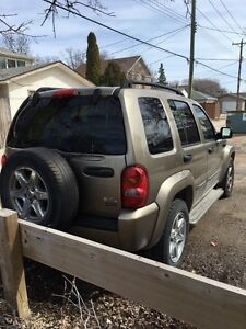 2004 Jeep Liberty Limited 4x4 Fully LOADED