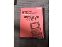 AS Level maths revision guide edexcel