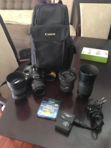 Nikon D40x and assorted lenses, 1 Sigma Package deal or per item