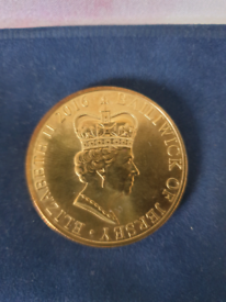 HRH 90th Birthday 2016 Five Pound Coin