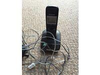 Portable Panasonic phone