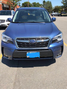 Car Lease Take Over - 2017 Subaru Forester XT 2.0T Fully Loaded
