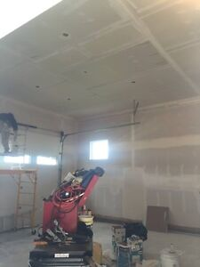 drywall,mudding/tapping paint & much more Moose Jaw Regina Area image 10