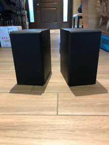 Totem Mite Bookshelf Speakers