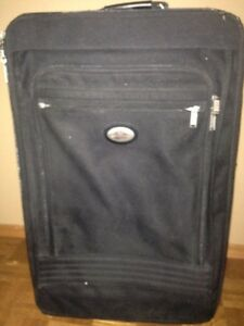 Air Canada suitcase with wheels