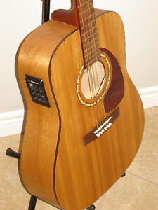 Simon and Patrick Woodland S6 Acoustic/electric
