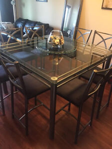 10 piece Dining Table in great condition (priced to go)