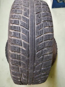 2 winter tires 205/55 R16 Kumho