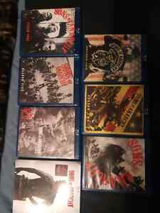Sons on Anarchy Complete series on bluray