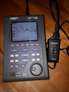 BK Precision handheld RF spectrum analyzer 8.5 GHz