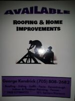 Available Roofing ~PLUS,PLUS,PLUS