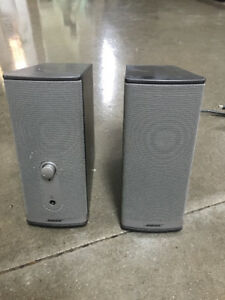 bose desktop speakers