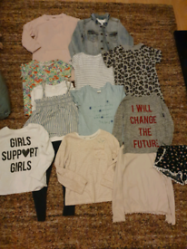 Beautiful age 4-5 next girls clothes outfits bundle