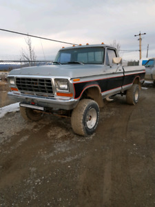 1978 F250 Ford