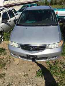2003 Honda Odyssey Minivan