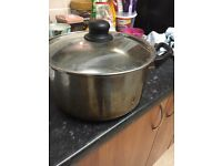 Stainless steel pan& pot