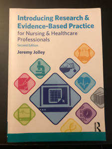 Introducing Research & Evidence-Based Practice for Nursing & HCP