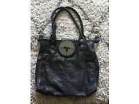 Diesel soft leather handbag