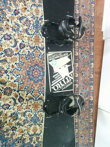 Nitro Snowboard and Drake Bindings $160 149cm