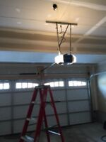 garage door opner installation and garage doorRepair613-413-8168