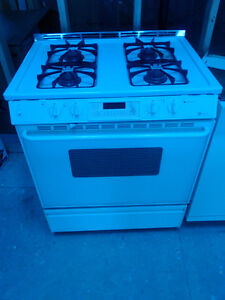 Maytag Gas Stove which converts from NG to Propane