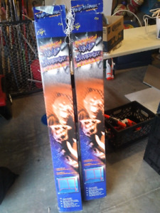 Two road hockey nets $20 for both