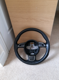 Audi A3 8v multifunction steering wheel