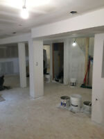 NICK'S CUSTOM DRYWALL TAPING - HOME RENOVATIONS & BASEMENTS