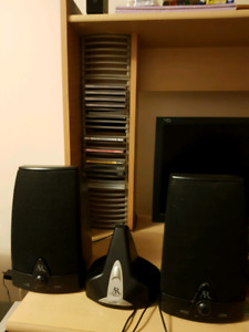 acoustich research wi fi speakers